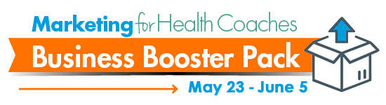 Health Coach Booster Pack